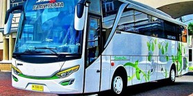 Bus Belitung