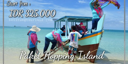 Paket Wisata Hopping Island