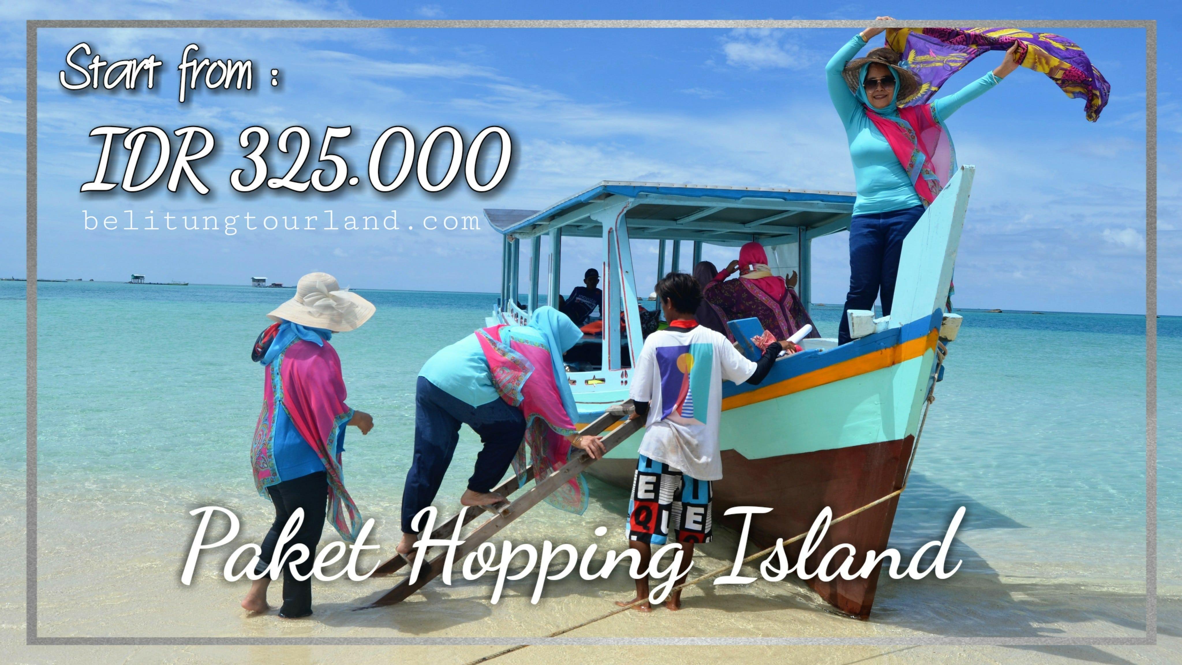 Paket Tour Pulau