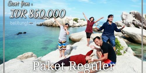 Paket Wisata Reguler